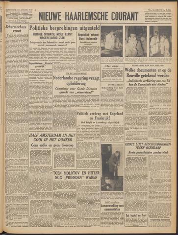 Nieuwe Haarlemsche Courant 1948-01-22