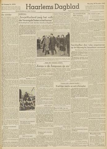 Haarlem's Dagblad 1947-11-19