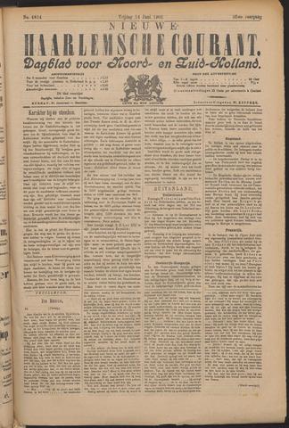 Nieuwe Haarlemsche Courant 1901-06-14