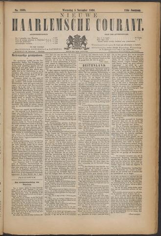 Nieuwe Haarlemsche Courant 1890-11-05