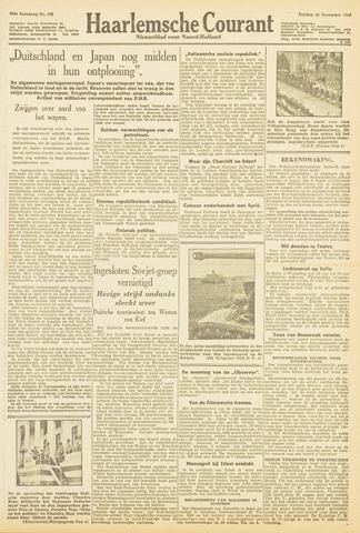 Haarlemsche Courant 1943-11-26