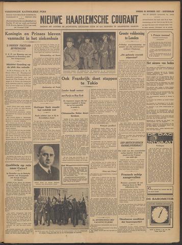 Nieuwe Haarlemsche Courant 1937-11-30