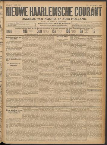 Nieuwe Haarlemsche Courant 1909-08-06