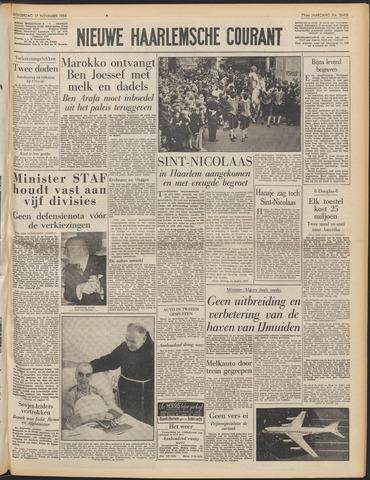 Nieuwe Haarlemsche Courant 1955-11-17