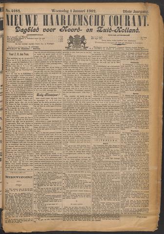 Nieuwe Haarlemsche Courant 1902-01-01
