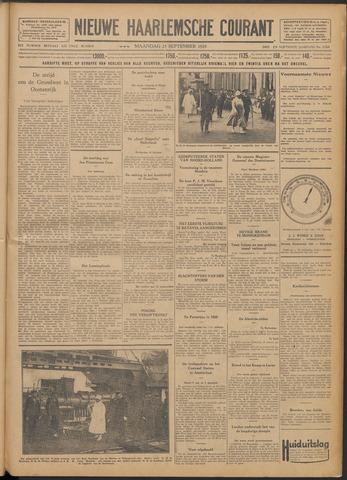 Nieuwe Haarlemsche Courant 1929-09-23