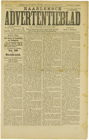 Haarlemsch Advertentieblad 1895-10-19