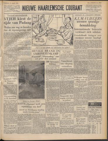 Nieuwe Haarlemsche Courant 1958-03-19