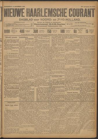 Nieuwe Haarlemsche Courant 1908-11-19