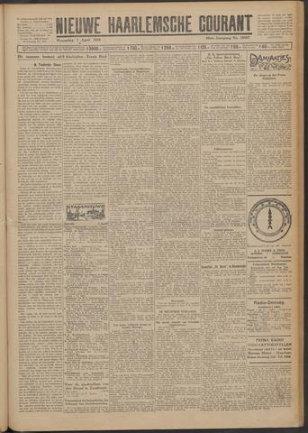 Nieuwe Haarlemsche Courant 1925-04-01