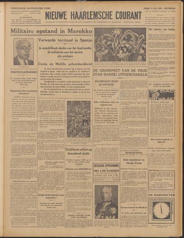 Nieuwe Haarlemsche Courant 1936-07-19