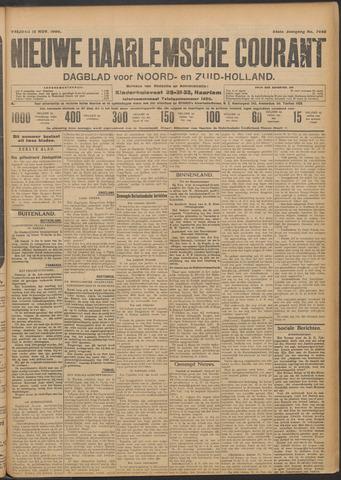 Nieuwe Haarlemsche Courant 1909-11-12