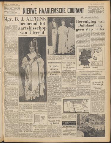 Nieuwe Haarlemsche Courant 1955-11-04