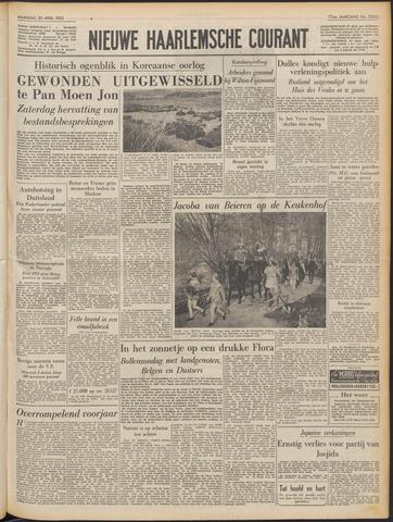Nieuwe Haarlemsche Courant 1953-04-20