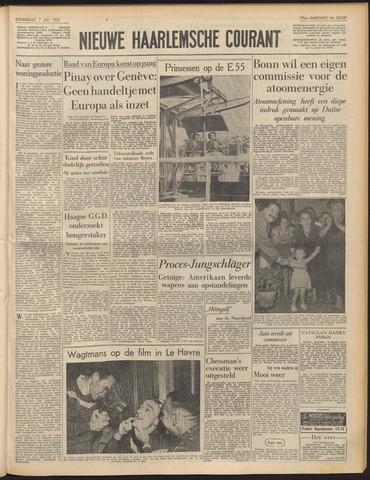 Nieuwe Haarlemsche Courant 1955-07-07