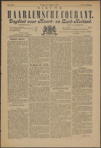 Nieuwe Haarlemsche Courant 1896-10-30