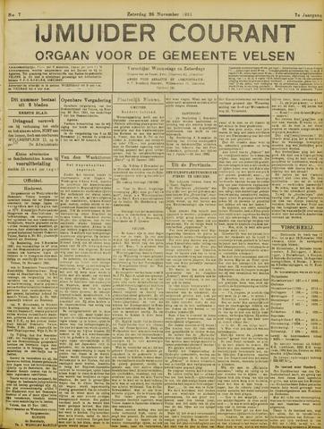 IJmuider Courant 1921-11-26