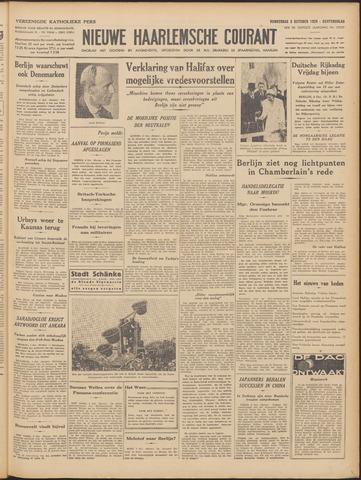 Nieuwe Haarlemsche Courant 1939-10-05