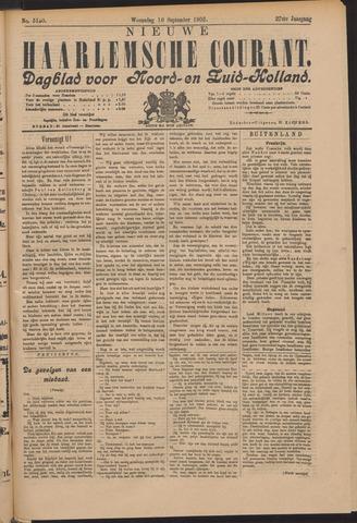 Nieuwe Haarlemsche Courant 1902-09-10