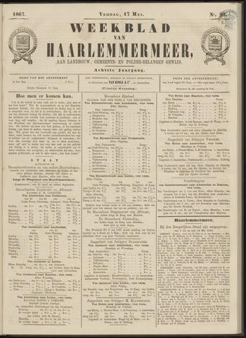 Weekblad van Haarlemmermeer 1867-05-17
