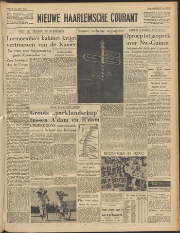 Nieuwe Haarlemsche Courant 1960-06-24