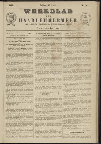 Weekblad van Haarlemmermeer 1879-04-18