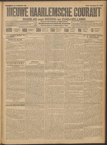 Nieuwe Haarlemsche Courant 1913-02-19