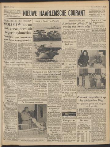 Nieuwe Haarlemsche Courant 1957-07-05