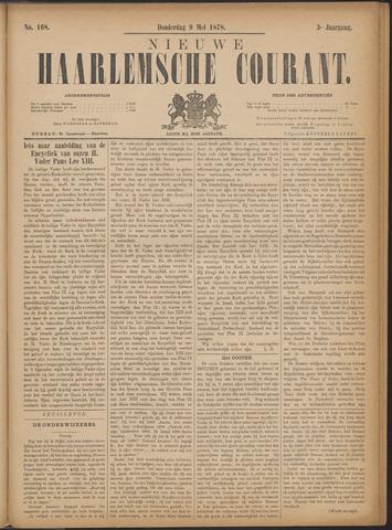 Nieuwe Haarlemsche Courant 1878-05-09