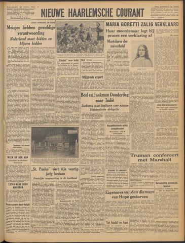 Nieuwe Haarlemsche Courant 1947-04-28