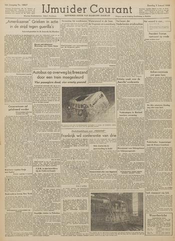 IJmuider Courant 1948-01-03