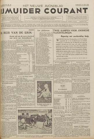 IJmuider Courant 1938-11-16