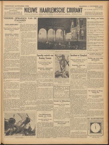 Nieuwe Haarlemsche Courant 1935-11-11