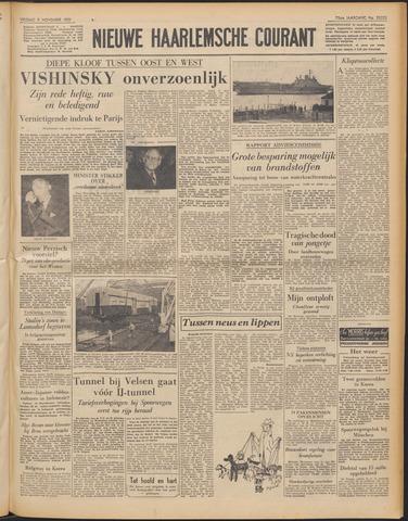 Nieuwe Haarlemsche Courant 1951-11-09