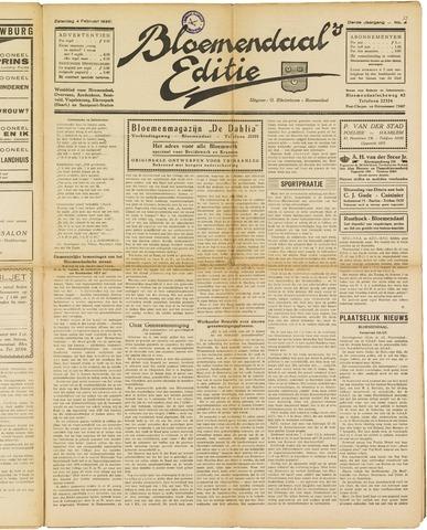 Bloemendaal's Editie 1928-02-04