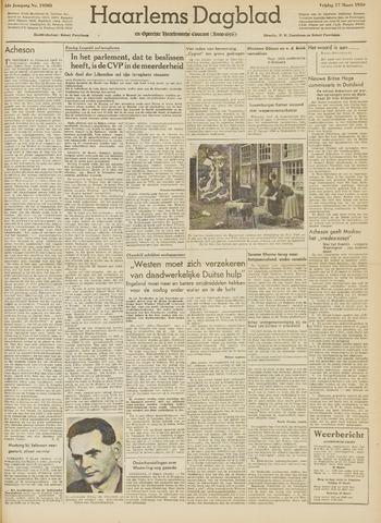 Haarlem's Dagblad 1950-03-17