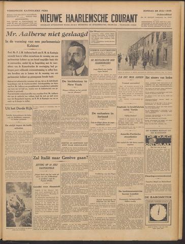 Nieuwe Haarlemsche Courant 1935-07-28