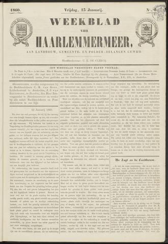 Weekblad van Haarlemmermeer 1860-01-13