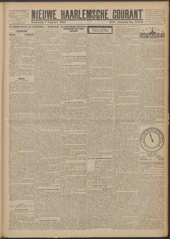 Nieuwe Haarlemsche Courant 1923-02-07