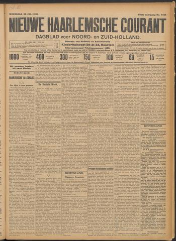 Nieuwe Haarlemsche Courant 1910-07-20