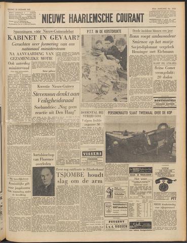 Nieuwe Haarlemsche Courant 1961-12-22