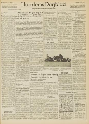Haarlem's Dagblad 1950-07-05