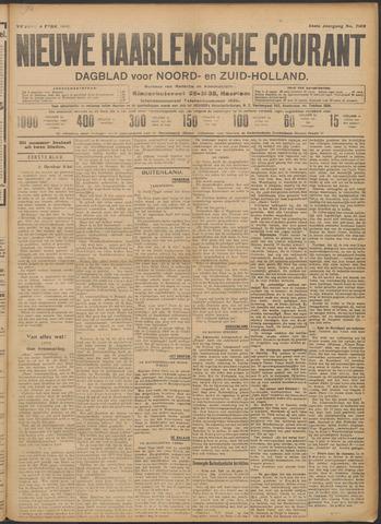 Nieuwe Haarlemsche Courant 1910-02-04