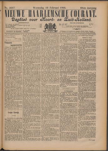 Nieuwe Haarlemsche Courant 1904-02-10