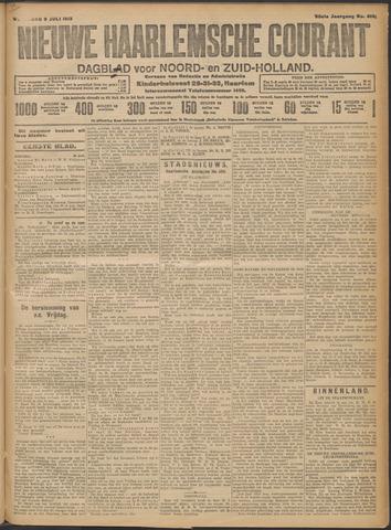 Nieuwe Haarlemsche Courant 1913-07-09
