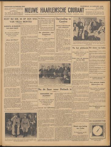 Nieuwe Haarlemsche Courant 1935-01-16