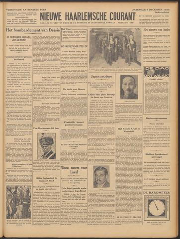 Nieuwe Haarlemsche Courant 1935-12-07