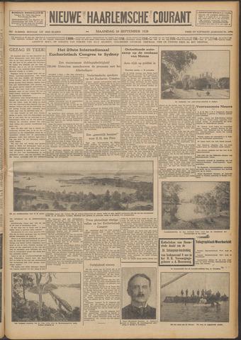 Nieuwe Haarlemsche Courant 1928-09-10