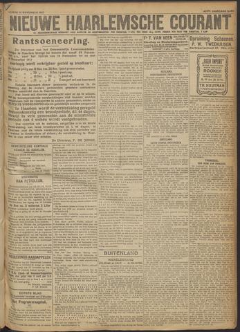 Nieuwe Haarlemsche Courant 1917-11-16