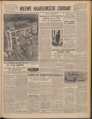 Nieuwe Haarlemsche Courant 1951-01-26